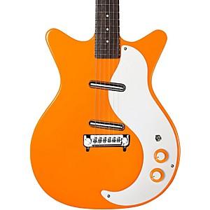 Danelectro '59 Modified New Old Stock Electric Guitar Orange-adelic