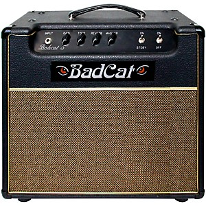 Bad Cat Bobcat 5 1x12 5W Tube Guitar Combo Amp with Reverb