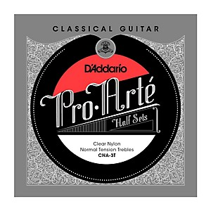 D'Addario CNA-3T Pro-Arte Alto Tension Classical Guitar Strings Half Set