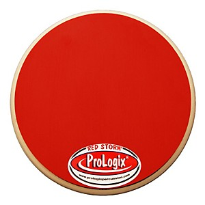 ProLogix Percussion Red Storm Series Practice Pad 6 in.