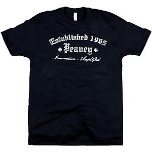 Peavey Gothic T-Shirt Black Small