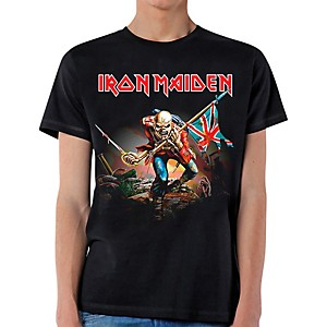 Iron Maiden The Trooper T-Shirt Medium