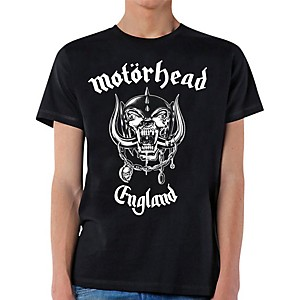 Motorhead England T-Shirt Large