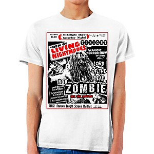 Rob Zombie Nightmare T-Shirt Large