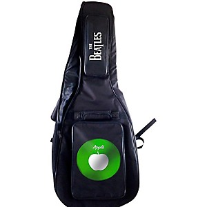 Perri's The Beatles Acoustic Guitar Bag Green Apple