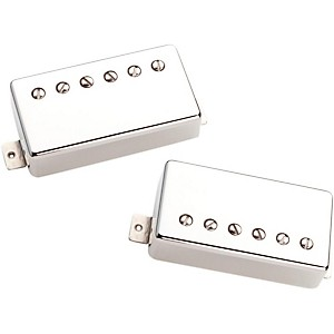 Seymour Duncan Seth Lover Humbucker Pickup Set Nickel Cover