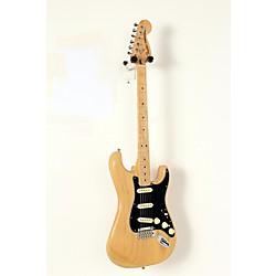 Fender Deluxe Stratocaster Maple Fingerboard Vintage Blonde 190839081124 -  USED005015 0147102307