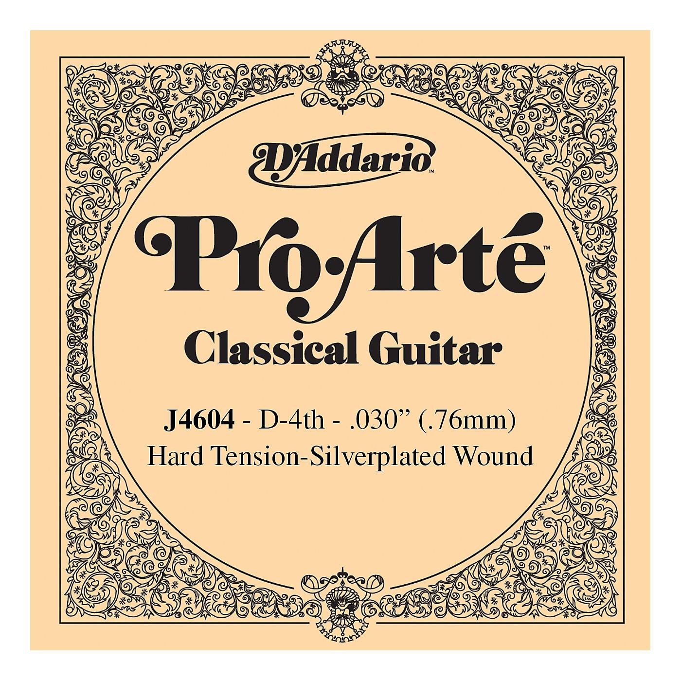 D'Addario J46 D-4 Pro-Arte SP Hard Single Classical Guitar String thumbnail