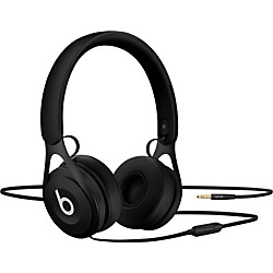Beats By Dre EP On-Ear Headphones Black