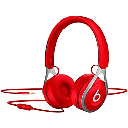 Beats By Dre EP On-Ear Headphones Red