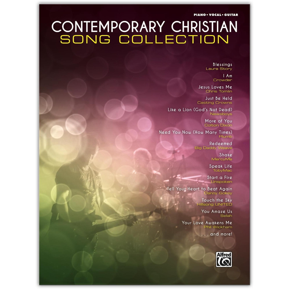Alfred Contemporary Christian Song Collection Pianovocalguitar