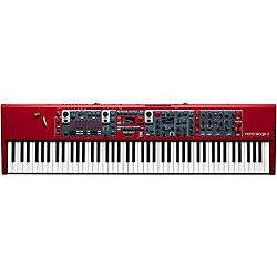 Nord Stage 3 88 Red -  AMS-NSTAGE3-88