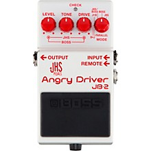Boss JB-2 Angry Driver Overdrive Effects Pedal
