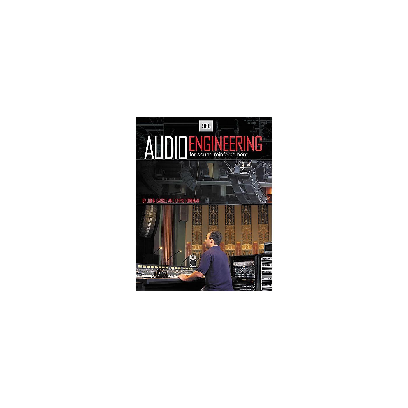 Hal Leonard JBL Audio Engineering for Sound Reinforcement Book thumbnail