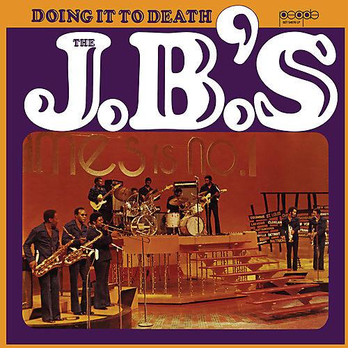 Alliance JBS - Doin' It to Death thumbnail