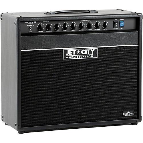 Jet City Amplification JCA5012C 50W 1x12 Tube Guitar Combo Amp thumbnail