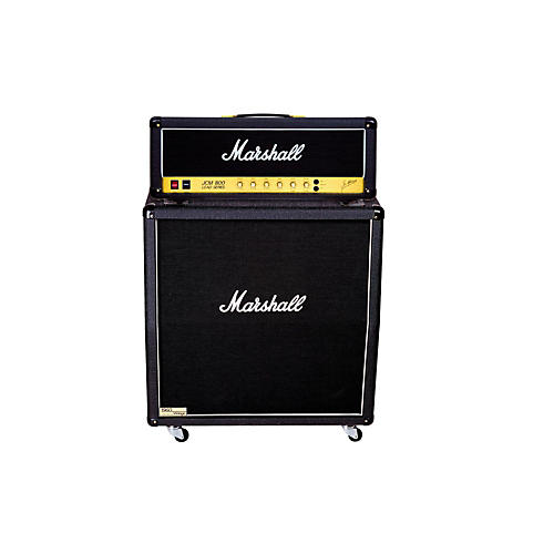 Marshall JCM800 2203 Vintage Series 100W Guitar Tube Head with 1960AV 280W 4x12 Cab thumbnail