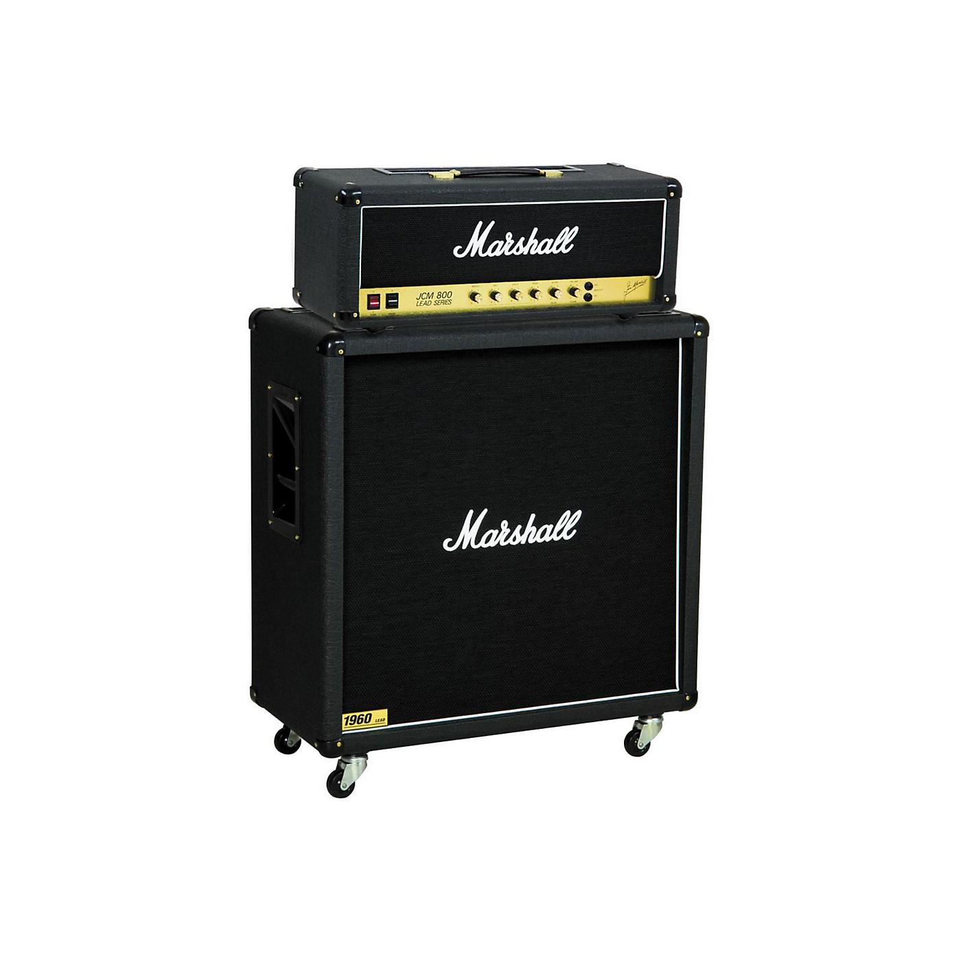 Marshall JCM800 2203 Vintage Series 100W Guitar Tube Head with 1960B 300W 4x12 Cabinet thumbnail