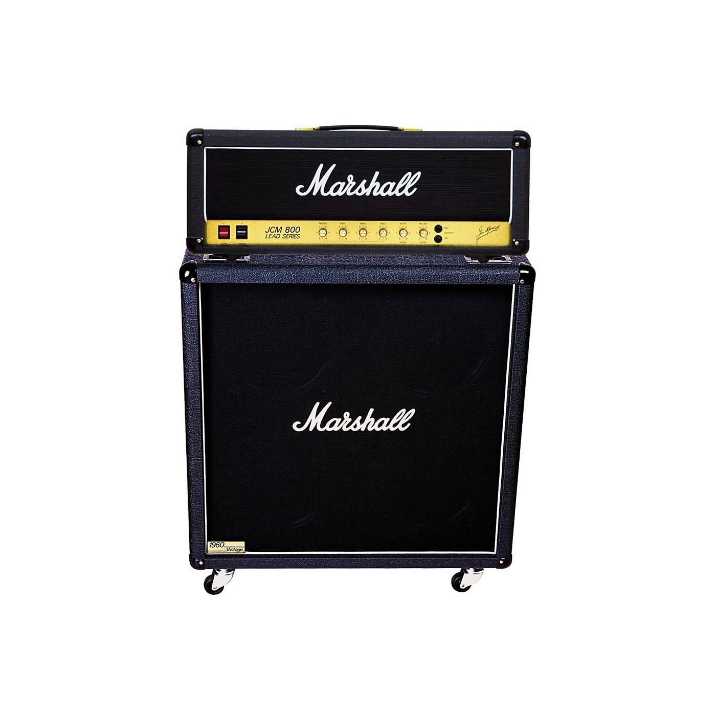 Marshall JCM800 2203 Vintage Series 100W Guitar Tube Head with 1960BV 280W 4x12 Cab thumbnail