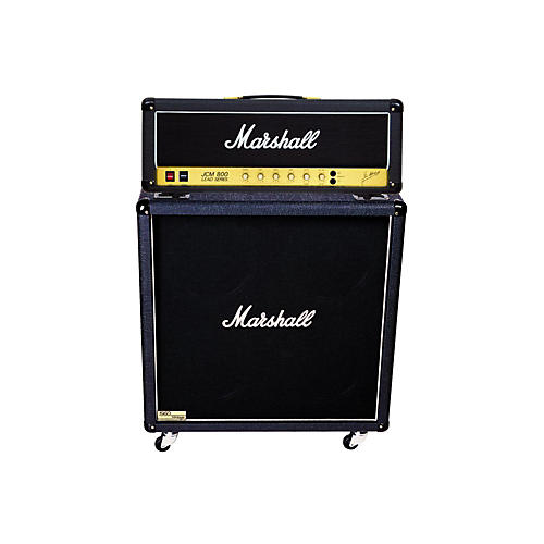 Marshall JCM800 2203 Vintage Series 100W Guitar Tube Head with 1960BV 280W 4x12 Cab thumbnail
