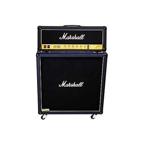 Marshall JCM800 2203 Vintage Series 100W Guitar Tube Head with 1960BV 280W 4x12 Cab-thumbnail