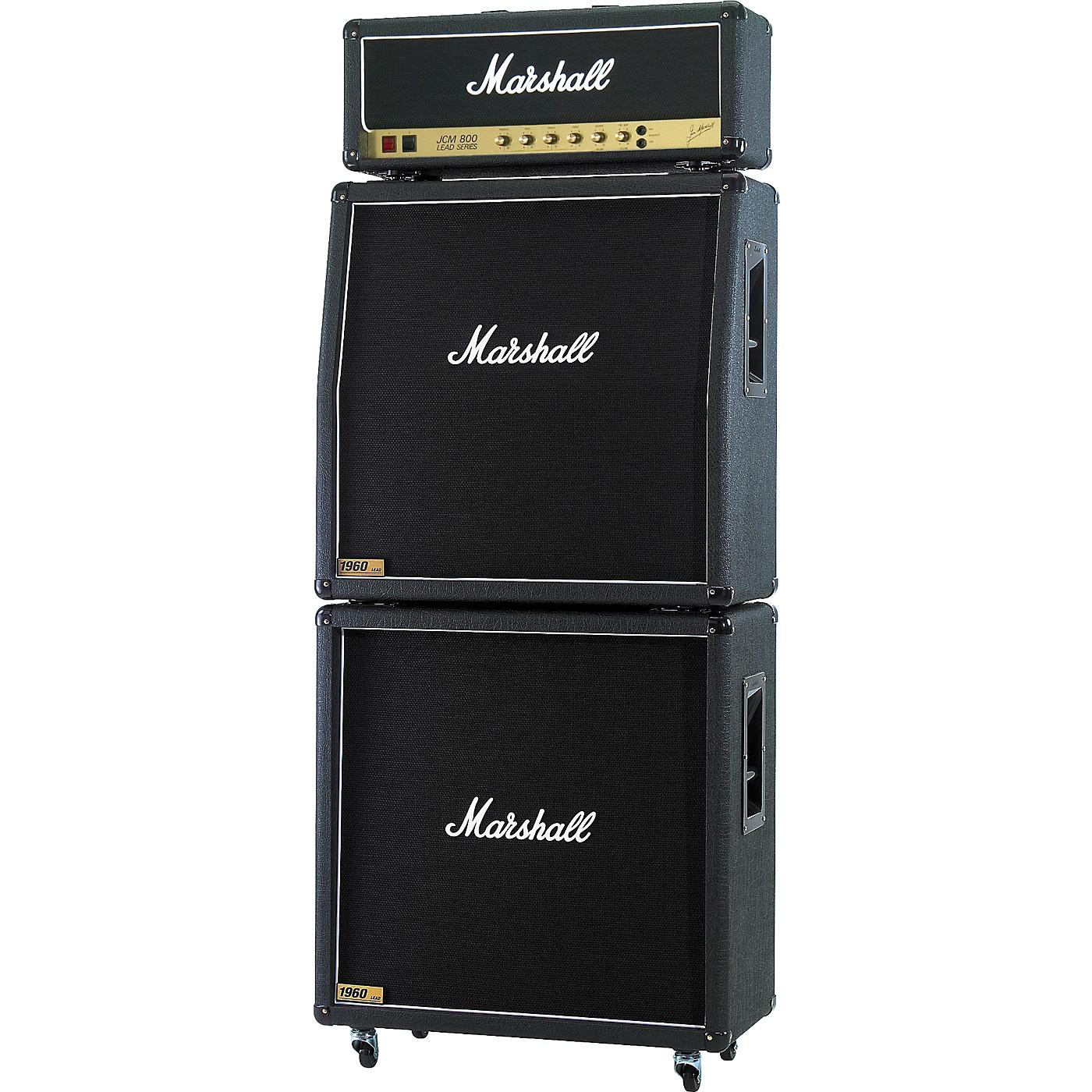 Marshall JCM800 2203X, 1960A, and 1960B Tube Guitar Full Stack thumbnail