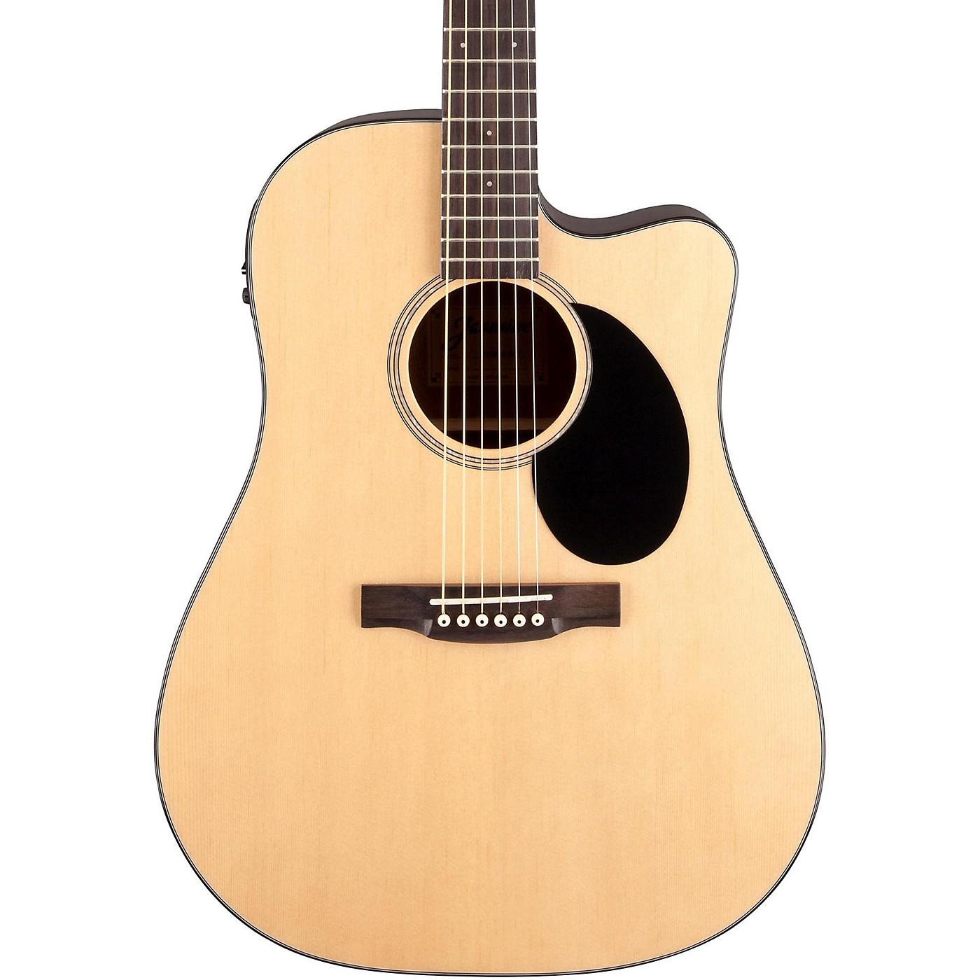 Jasmine JD-36CE Dreadnought Acoustic-Electric Guitar thumbnail