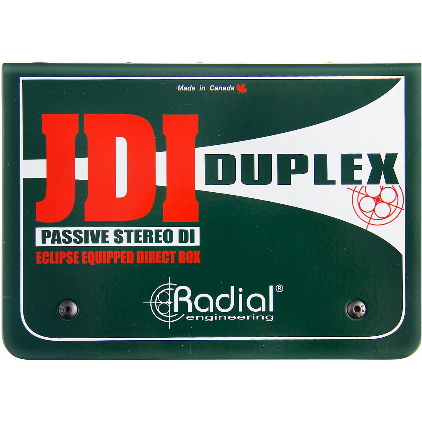 Radial Engineering JDI Duplex Stereo Direct Box thumbnail