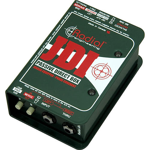Radial Engineering JDI MK3 Passive Direct Box-thumbnail