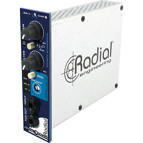 Radial Engineering JDV-Pre Instrument Preamp and DI-thumbnail