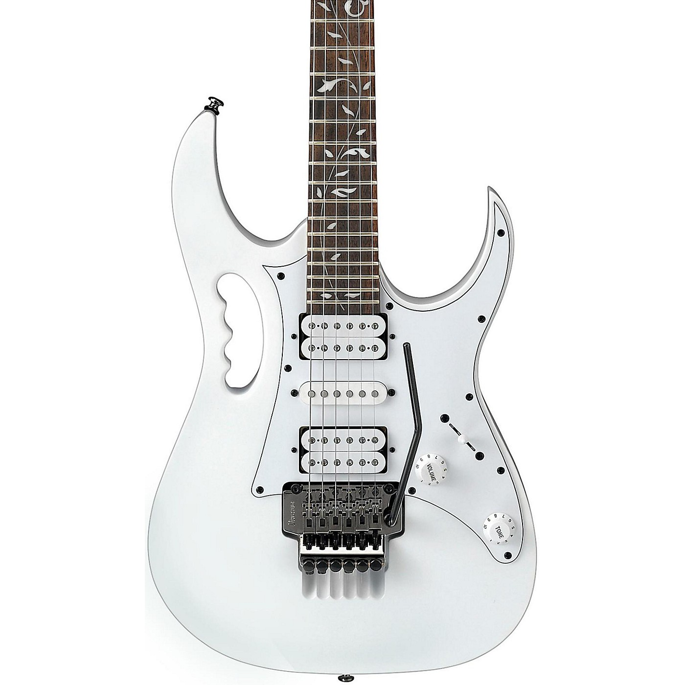 Ibanez JEMJR Steve Vai Signature JEM Series Electric Guitar thumbnail