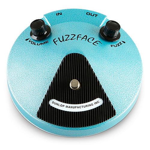 Dunlop JH-F1 Jimi Hendrix Fuzz Face Pedal-thumbnail