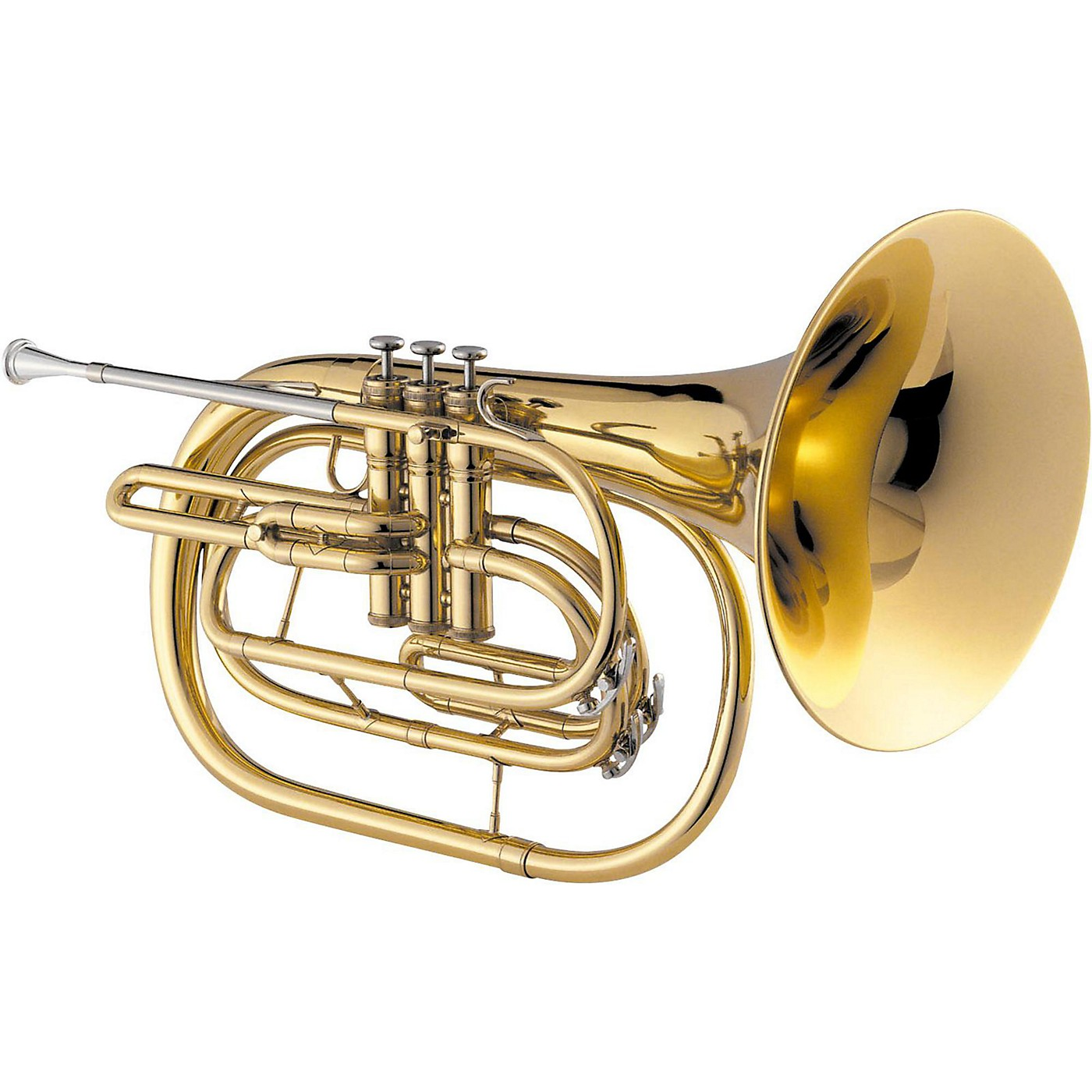 Jupiter JHR1000M Qualifier Series Bb Marching French Horn thumbnail