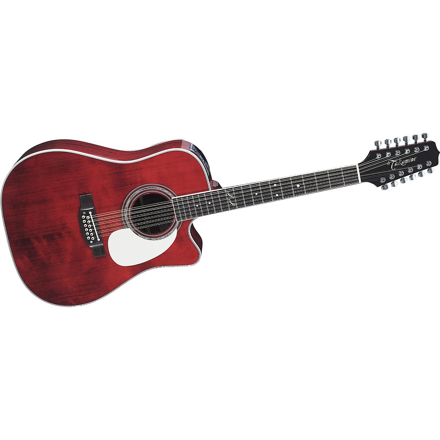 Takamine JJ325SRC12 John Jorgenson Signature 12-String Acoustic-Electric Guitar thumbnail
