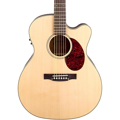 Jasmine JO-37CE Orchestra Acoustic-Electric Guitar thumbnail