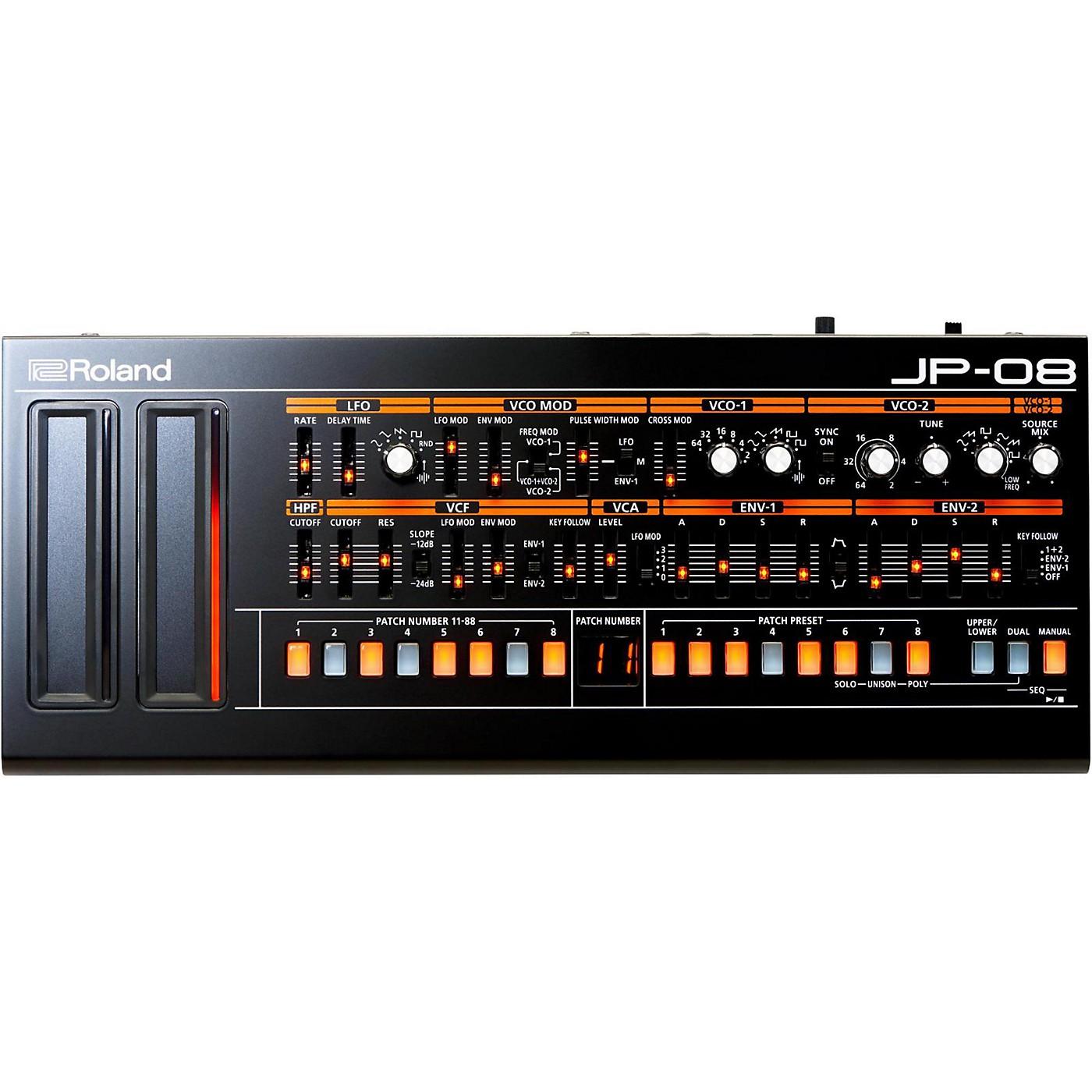 Roland JP-08 Boutique Sound Module thumbnail