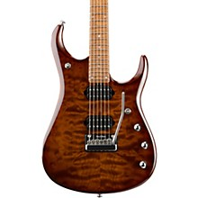 Ernie Ball Music Man JP15 Roasted Quilt Maple Top Six-String Electric Guitar