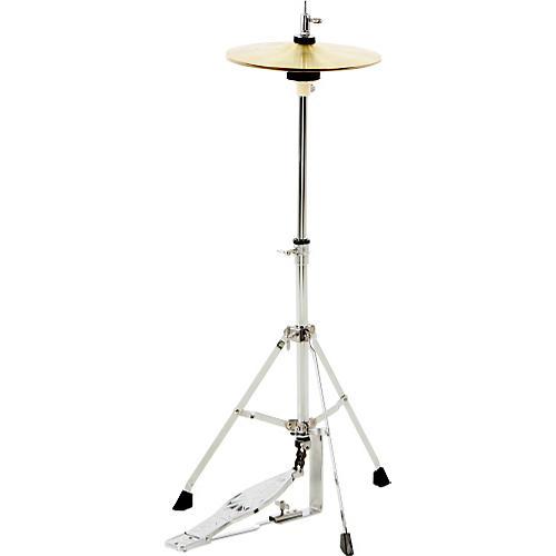 CB Percussion JRX07C Mini Hi Hat Stand with cymbals thumbnail