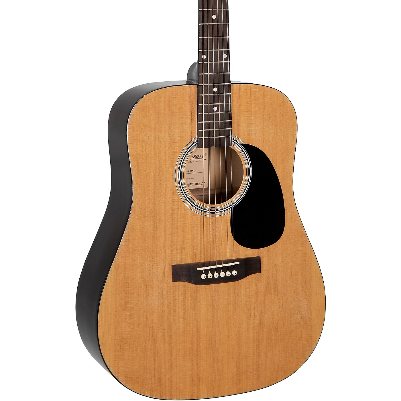 Johnson JS-DN Dreadnought Acoustic Guitar thumbnail