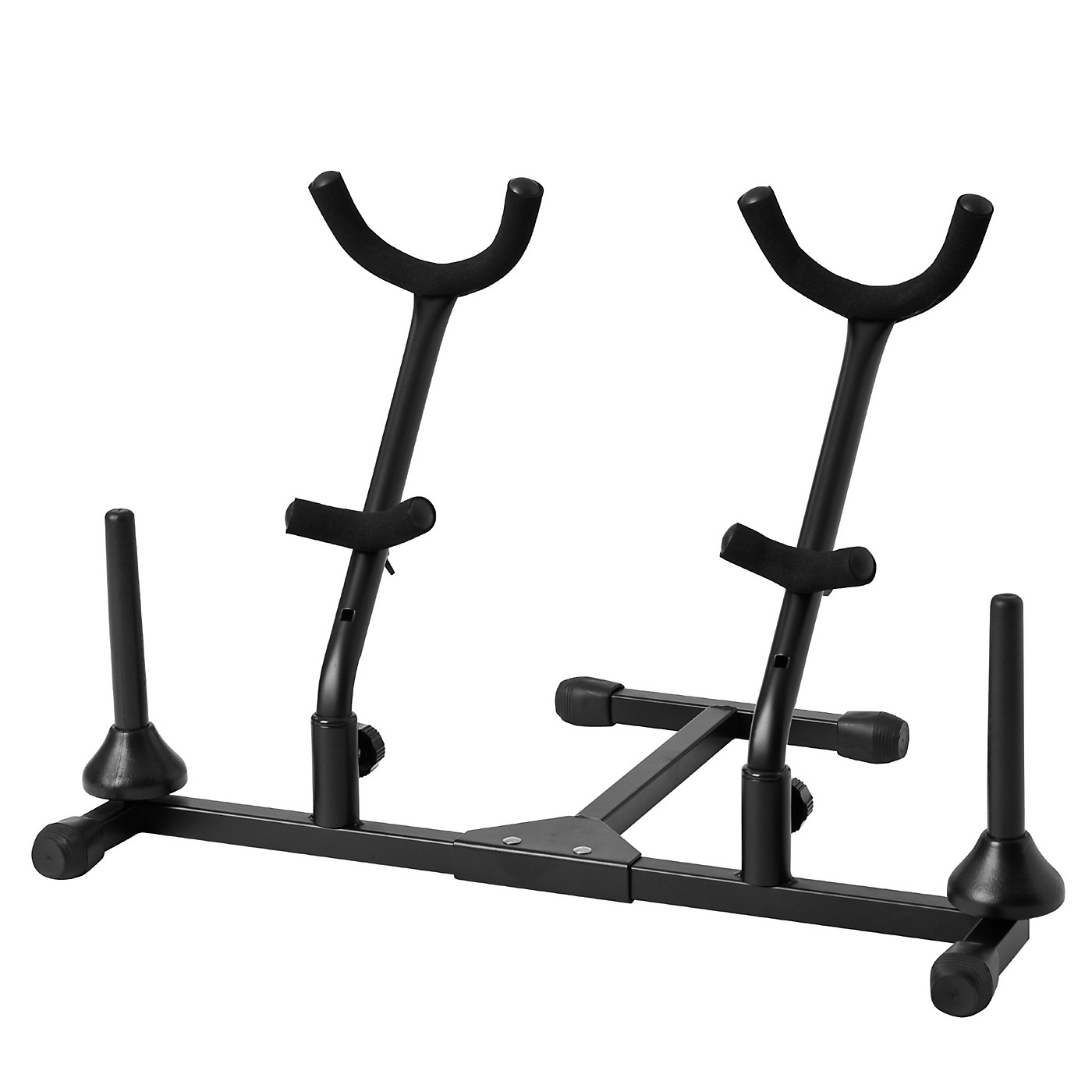 Ultimate Support JS-DS100 Jamstands Double Sax Stand thumbnail