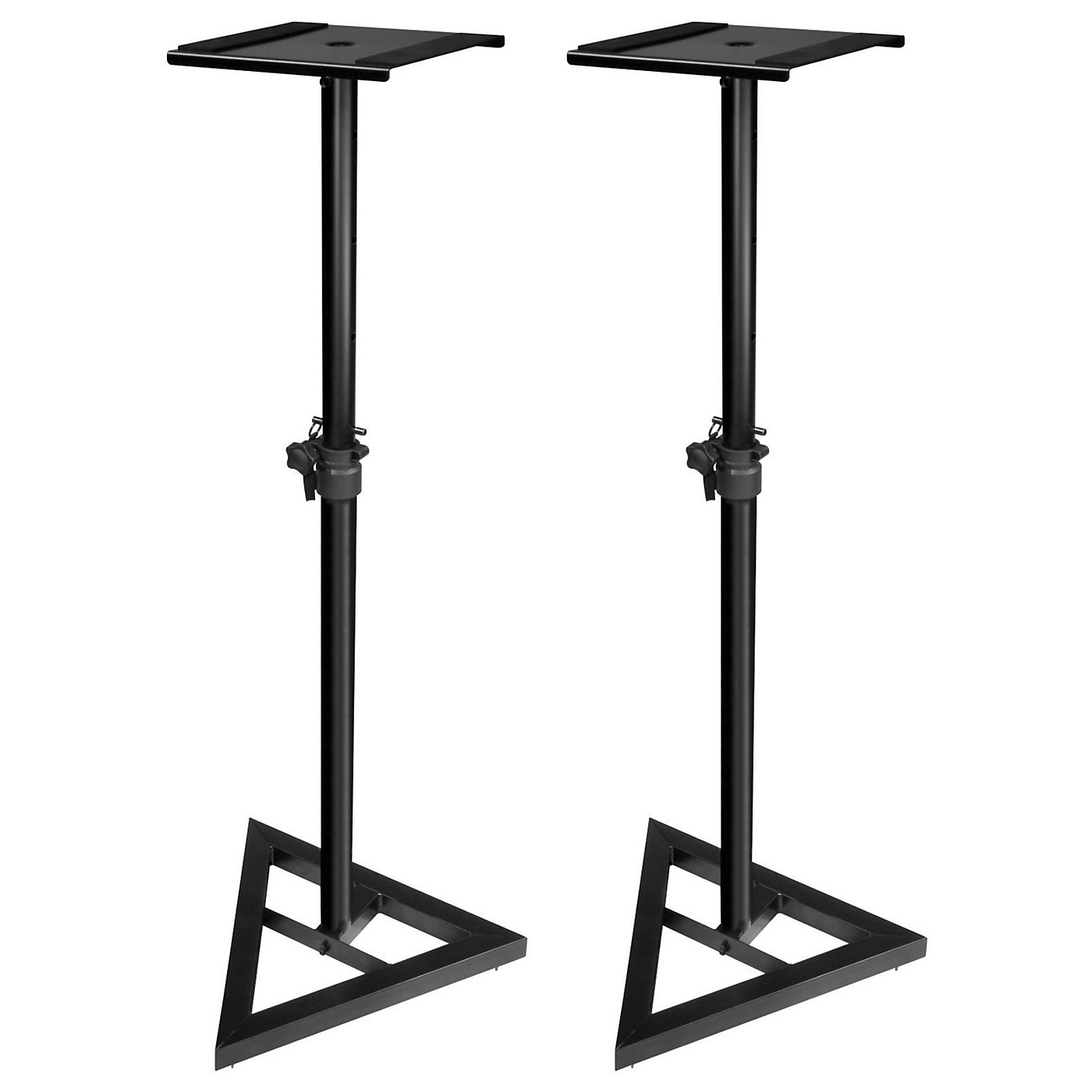 JAMSTANDS JS-MS70 JamStands Adjustable Monitor Stand Pair thumbnail