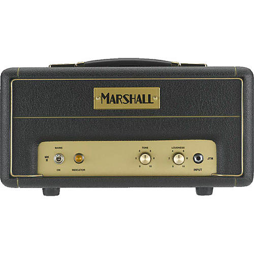 Marshall JTM1 50th Anniversary '60s Era 1W Tube Guitar Amp Head thumbnail