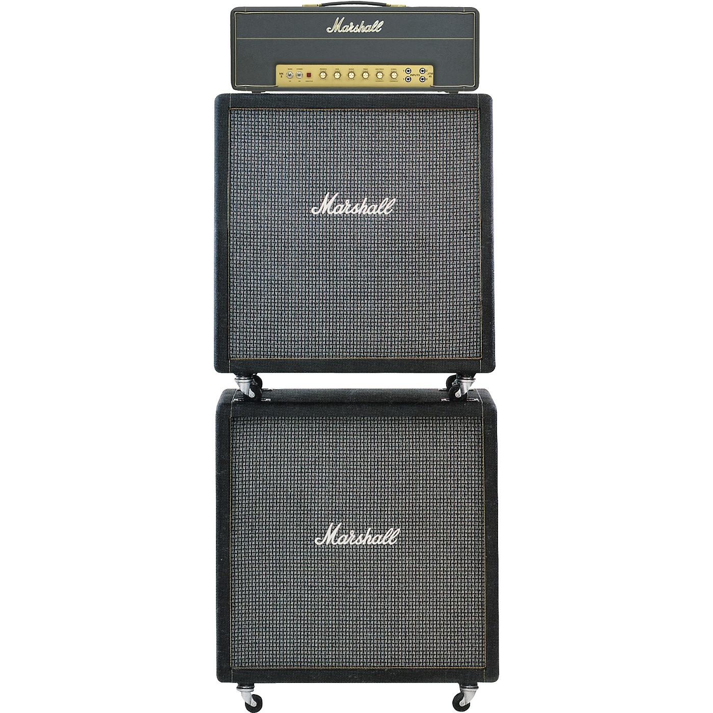 Marshall JTM45, 1960AX, and 1960BX Tube Guitar Full Stack thumbnail