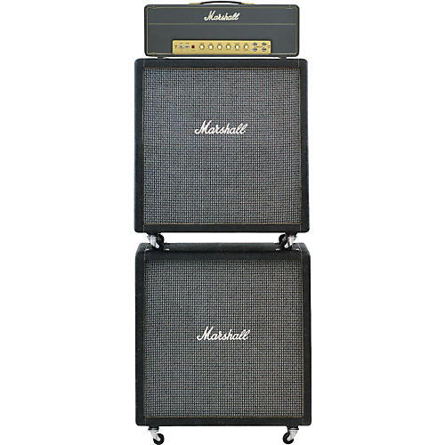 Marshall JTM45, 1960AX, and 1960BX Tube Guitar Full Stack thumbnail