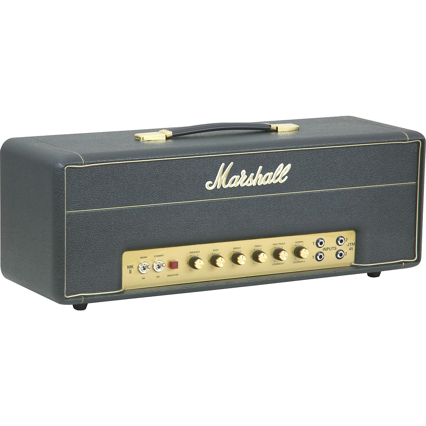 Marshall JTM45 45W Tube Guitar Amp Head thumbnail
