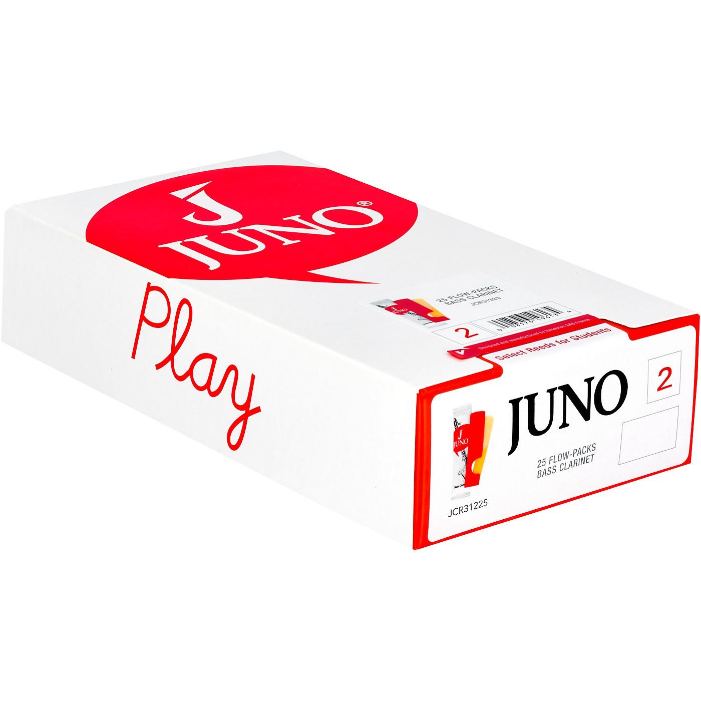 Vandoren JUNO Bass Clarinet, Box of 25 Reeds thumbnail