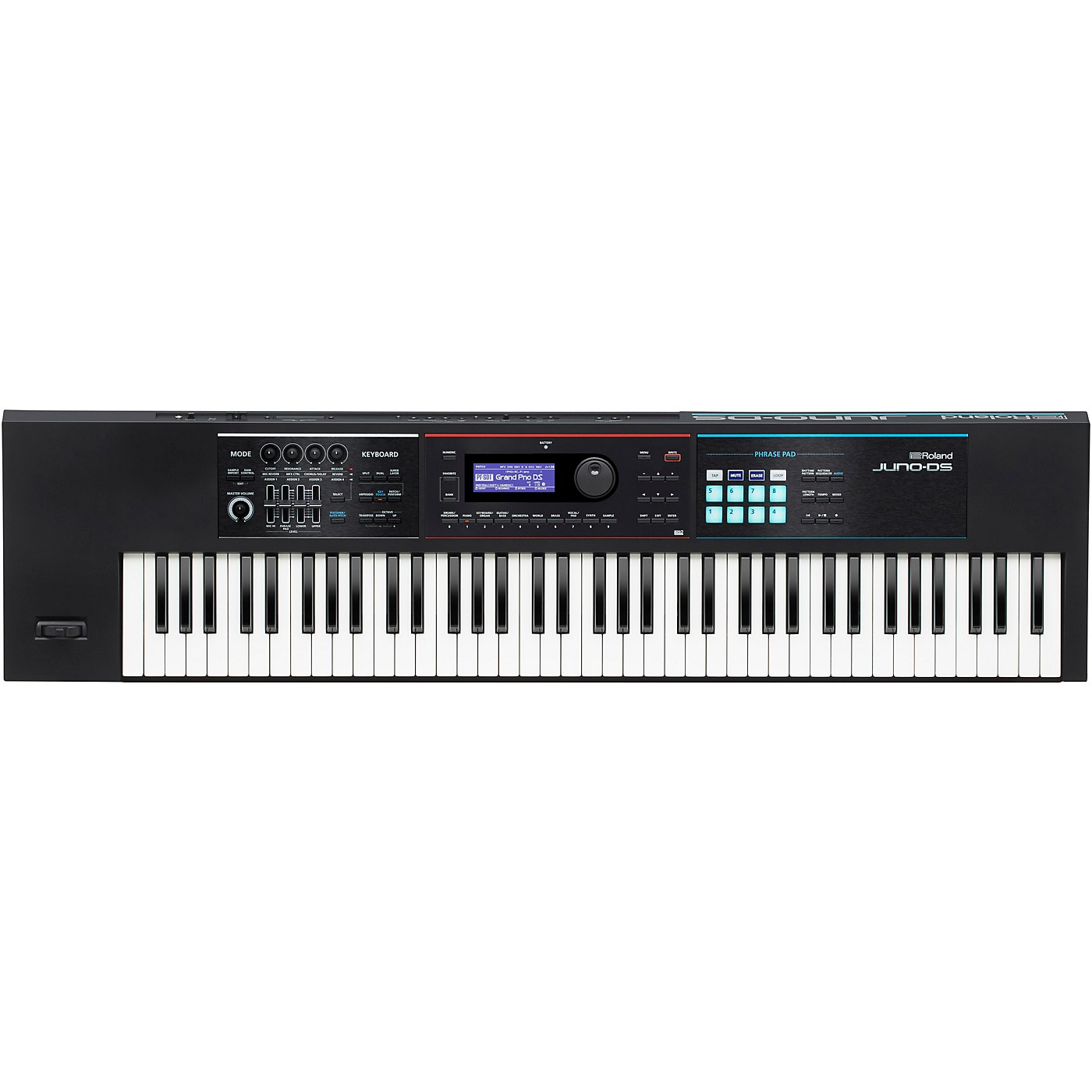 Roland JUNO-DS76 Synthesizer thumbnail