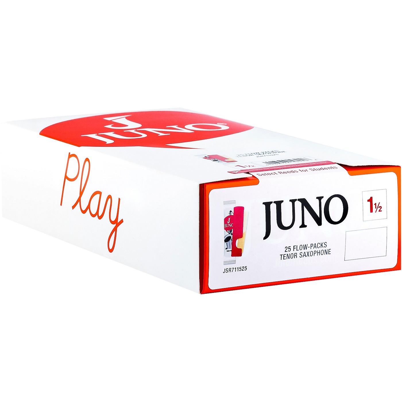 Vandoren JUNO Tenor Sax, Box of 25 Reeds thumbnail