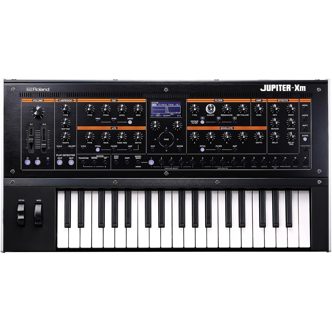Roland JUPITER-Xm Keyboard Synthesizer thumbnail