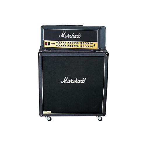 Marshall JVM Series JVM410H 100W Guitar Tube Head with 1960AV 280W 4x12 Cab thumbnail